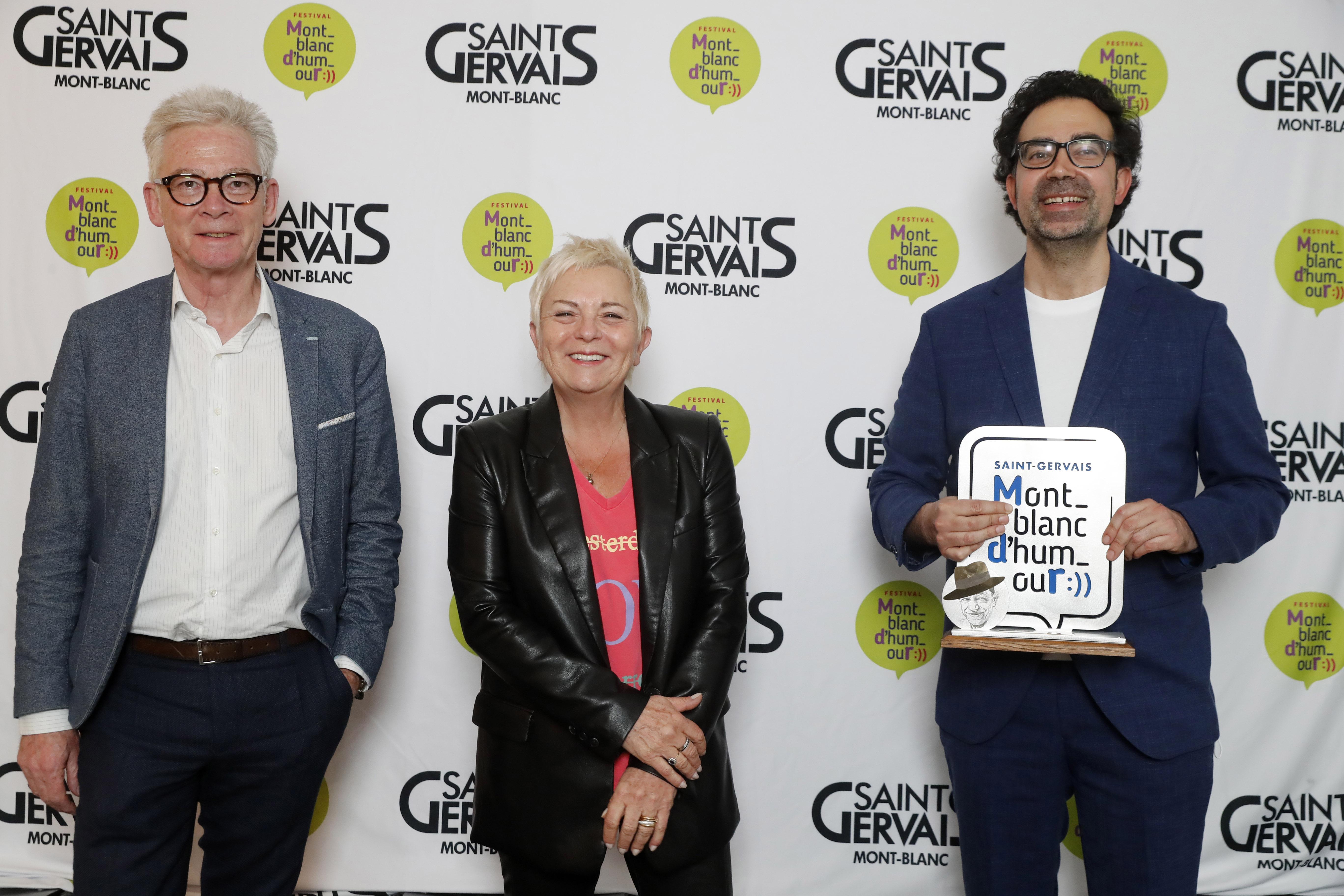 Le Festival 100% digital Saint-Gervais Mont-Blanc d'Humour : une réussite ! 162